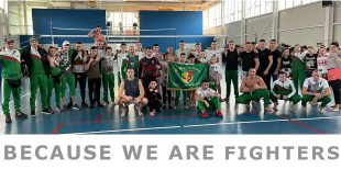 Because we are fighters